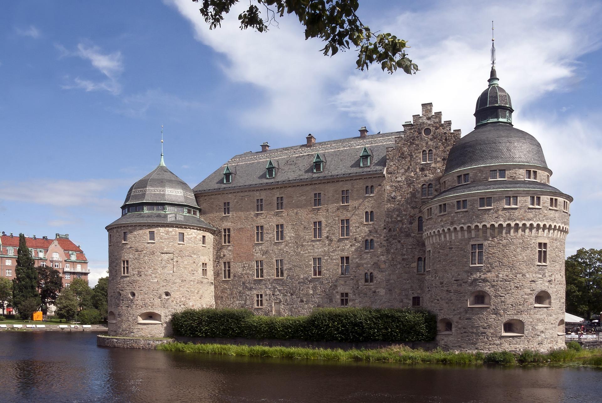 Örebro slott.